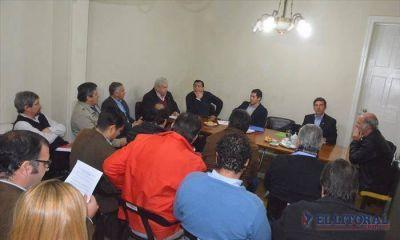 Los partidos avanzan en un acta para ratificar pertenencia a ECO
