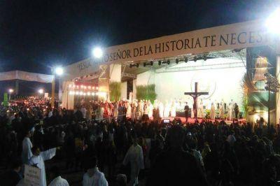 Argentina: Inicia XIº Congreso Eucarístico con una multitudinaria asistencia