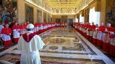Francisco celebrará el próximo lunes un consistorio para la canonización de 5 beatos