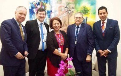 El Centro Simon Wiesenthal participó de una sesión plenaria de la OEA