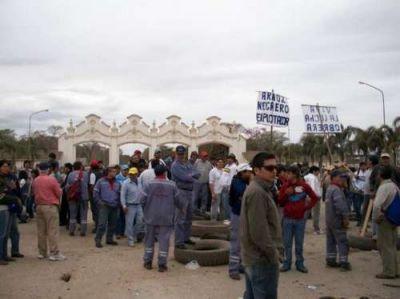 No hay acuerdo en el Tabacal y de nuevo pararía la zafra