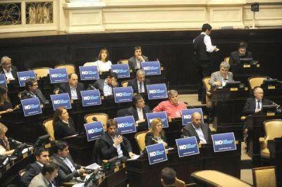 """Diputados aprobó el límite a las """"re-re"""""""