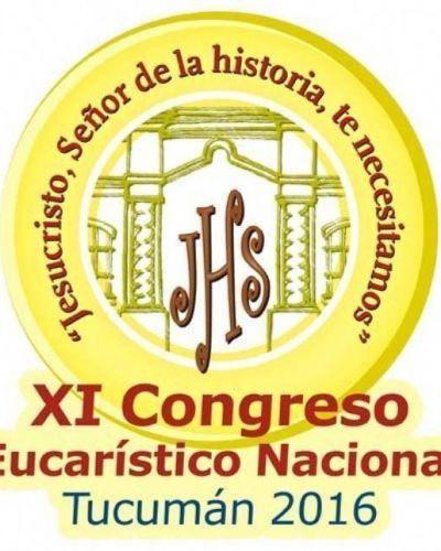 Más de 600 salteños participaron de la apertura del Congreso Eucaristico