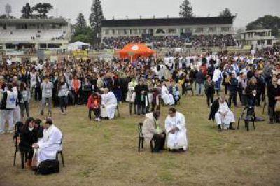 El Congreso Eucarístico se abrió con una condena a la corrupción y el narcotráfico