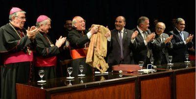El enviado papal destacó el rol tucumano en la independencia nacional