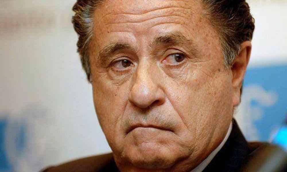 """Duhalde defendió al campo y dijo que buscará """"estructurar"""" al PJ para las próximas presidenciales"""