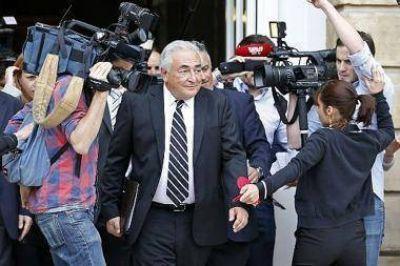 Fue condenado por proxenetismo Doninique Strauss-Kahn, ex director del FMI