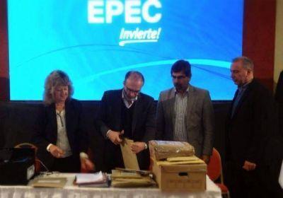 EPEC licitó una nueva obra para mejorar el servicio en la zona centro-sur de Carlos Paz