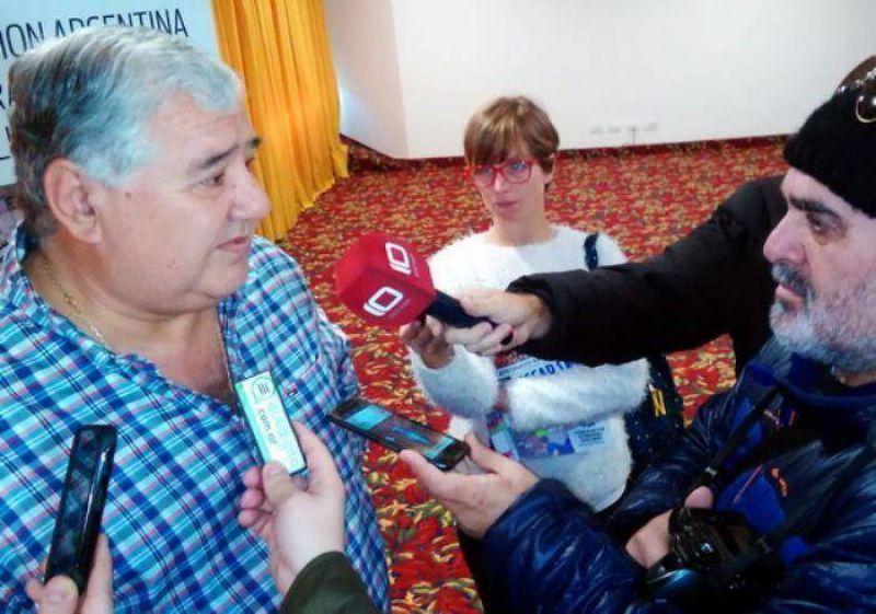 El lucifuercista Guillermo Moser no ve con malos ojos que se limiten los años de los cargos sindicales