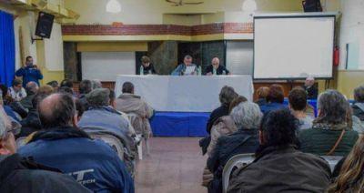 Contundente respaldo a Juan Domingo Rodríguez al frente de SuteryH
