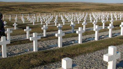 Malvinas: comienza un proceso para identificar a más de la mitad de los caídos