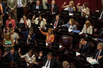 Impulsan en el Senado el debate por la ampliación de la Corte