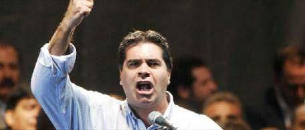 Jorge Capitanich va por la reelección en Chaco