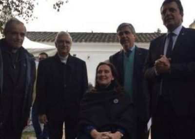 Desde Tucumán líderes políticos se comprometen a luchar contra la pobreza y el narcotráfico