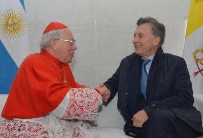 Macri participa de la Misa del XI Congreso Eucar�stico en Tucum�n
