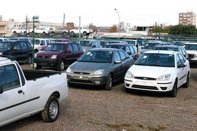 Las ventas de autos usados cayeron 11% en mayo
