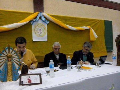 XI Congreso Eucarístico Nacional: Participación de la Comisión Episcopal de Pastoral Social, Justicia y Paz, Acción Católica Argentina y Departamento de Laicos
