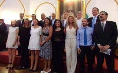 Los cambios en el gabinete de Ducoté llegan con demoras