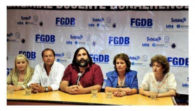 El Gobierno bonaerense volverá a discutir salarios con los docentes