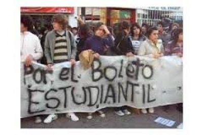 Un reclamo que no termina: estudiantes por el boleto educativo gratuito