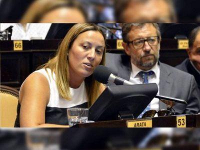 Arata repudió las agresiones de un concejal del FpV a Vidal