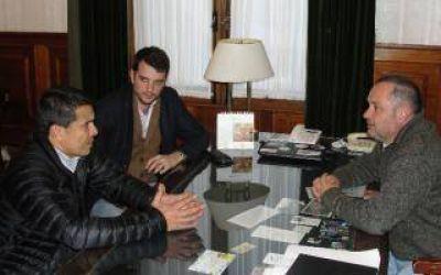 General Alvear: Celillo se reunió con el director de subsidios bonaerense