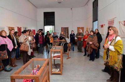 Olavarría, sede de un Encuentro Nacional de Arte Textil