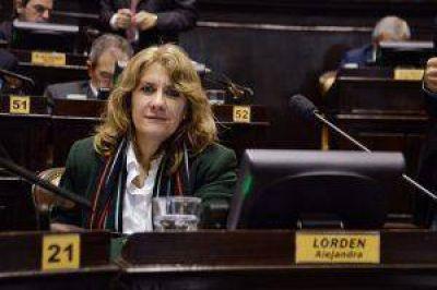 Lordén sobre el fin de las reelecciones indefinidas: la gobernadora Vidal impulsó una reforma que nadie se animó a hacer