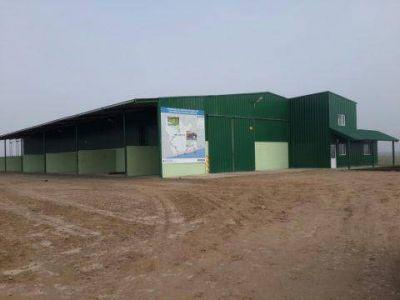 El viernes 24 se inaugura la Planta de Reciclado de Residuos