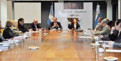 Preparan �el mejor anteproyecto de reforma� de los procesos judiciales no penales