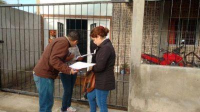 Avanza el saneamiento de tierras en San José Obrero