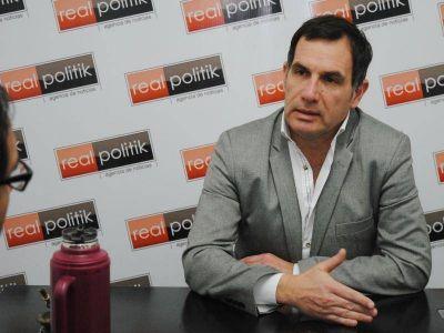"""Fabián Lugli: """"La definición de la 'mala herencia' va perdiendo peso y credibilidad"""""""