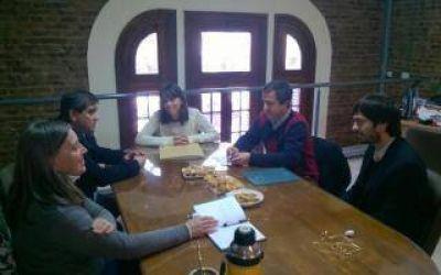 Lobería: Fioramonti gestiona una Casa de la Justicia