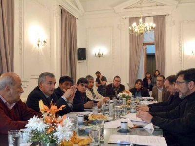 Se realizó la primera reunión del Comité Ejecutivo del COPEJ