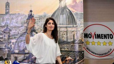 Dos mujeres hacen historia al ganar las alcaldías Roma y Turín