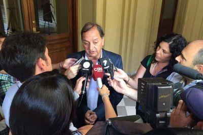 Linares buscar� dar celeridad a las obras nacionales en Comodoro