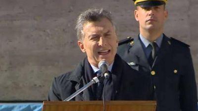Mauricio Macri llamó