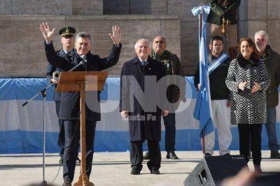 Lifschitz y Macri, entre los sueños de Belgrano y los deseos para el futuro