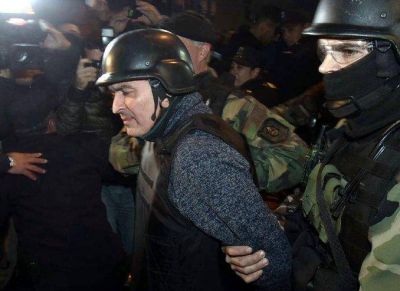 El bloque del FpV en el Parlasur expulsó a José López