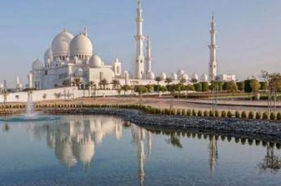 La Gran Mezquita de Abu Dhabi recibió a 347.895 fieles en los diez primeros días de Ramadán