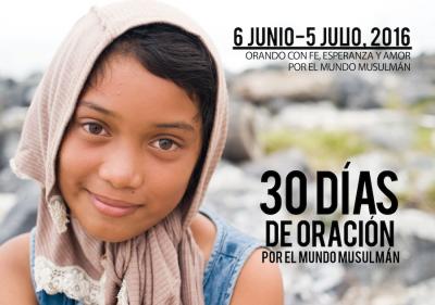 30 días de oración por el mundo musulmán