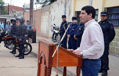 Oliver asume como ministro; Silvestre como jefe de la Policía