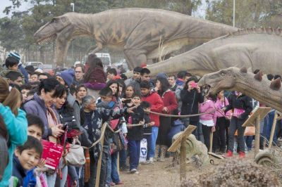 Más de 700 mil personas visitaron Tecnópolis en Salta