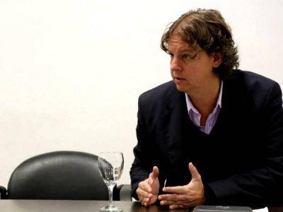 """Castillo: """"Los trabajadores del sector público no son los responsables del déficit de la provincia"""""""
