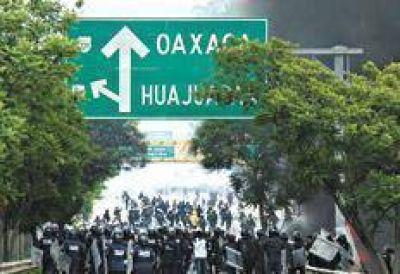 Una nueva matanza de la policía mexicana