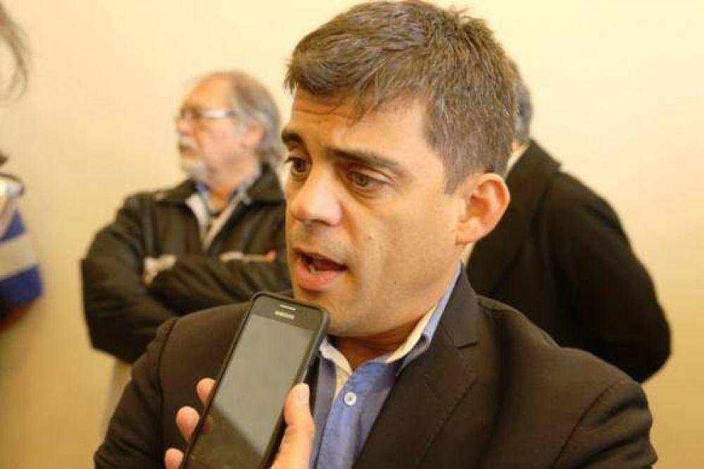 """Omar Zeidán: En YCRT """"unas 1200 licitaciones se dieron de baja por sobreprecios"""""""