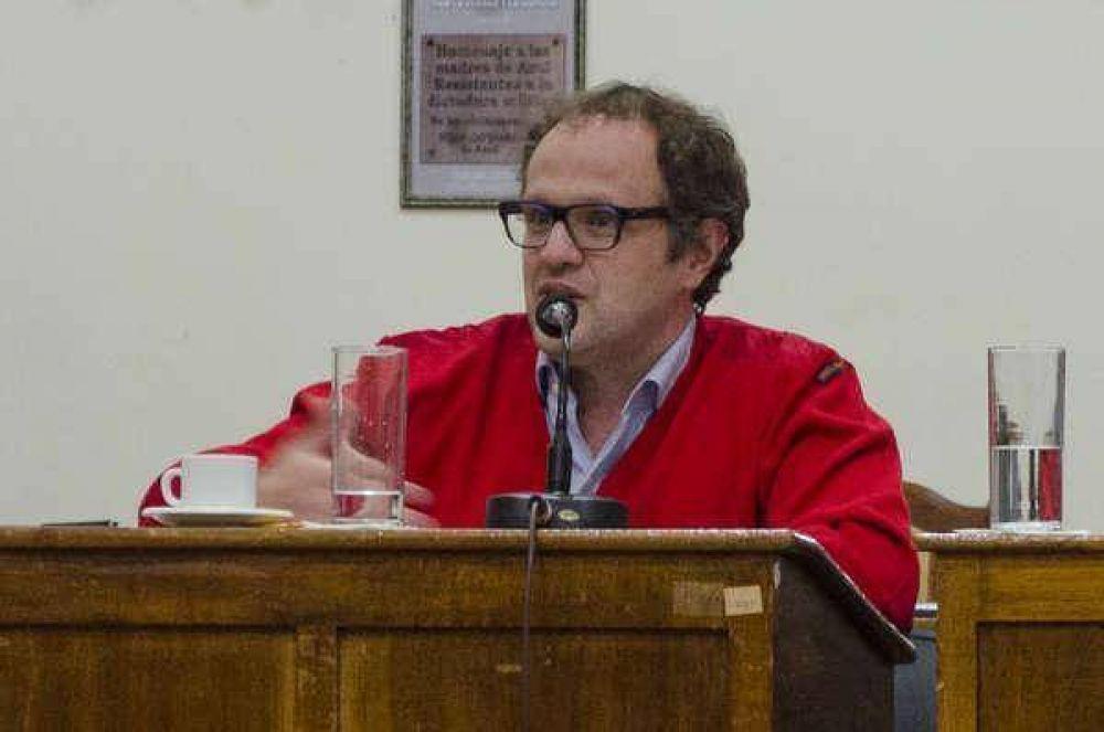 Se realizo la sexta sesión ordinaria de este año en el Concejo Deliberante