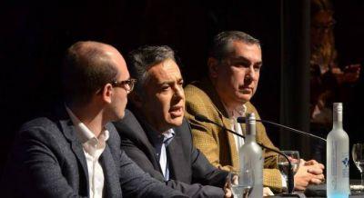 Macri le adjudicó a Cornejo la construcción de una central por u$s 100 millones