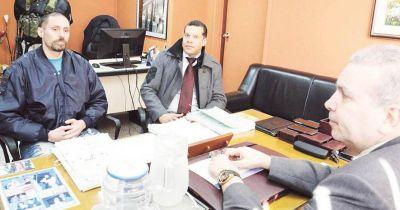 Pérez Corradi se negó a ser extraditado y dijo que hay funcionarios kirchneristas implicados en el triple crimen