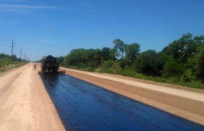 Urtubey autoriz� la pavimentaci�n de 104 kil�metros de la Ruta Provincial N� 13